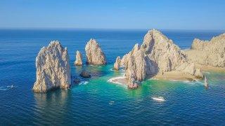 Los Cabos en basse califormie au Mexique